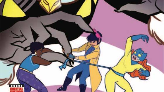There's a cat fight brewing in the new story arc in Patsy Walker, A.K.A. Hellcat! but is it good?