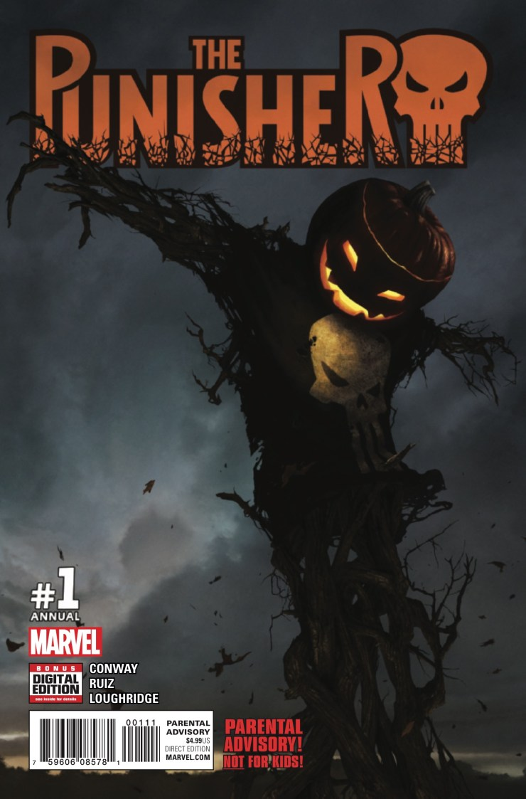 The Punisher Annual #1 Review