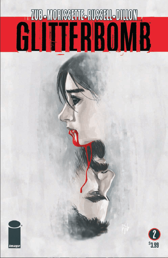 Glitterbomb #2 Review
