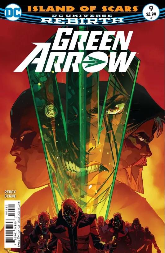 Green Arrow #9 Review