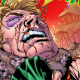 What happens when Aquaman fights an unstoppable force? Well, judging by the cover he gets his ass beat. We delve into issue #9--is it good?