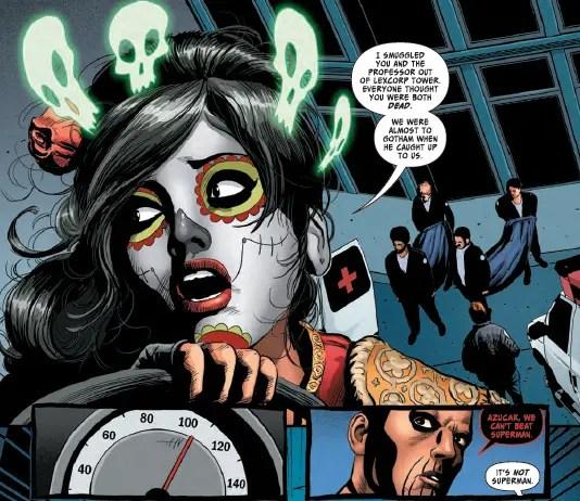 Suicide Squad Most Wanted: El Diablo and Killer Croc #3 Review