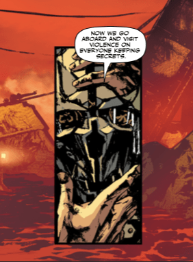 Dishonored #4 Review