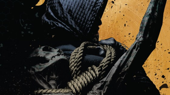 The Hangman #4 Review