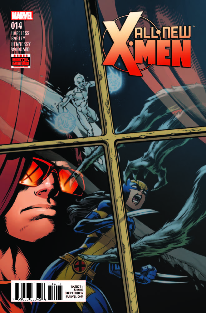 All-New X-Men #14 Review