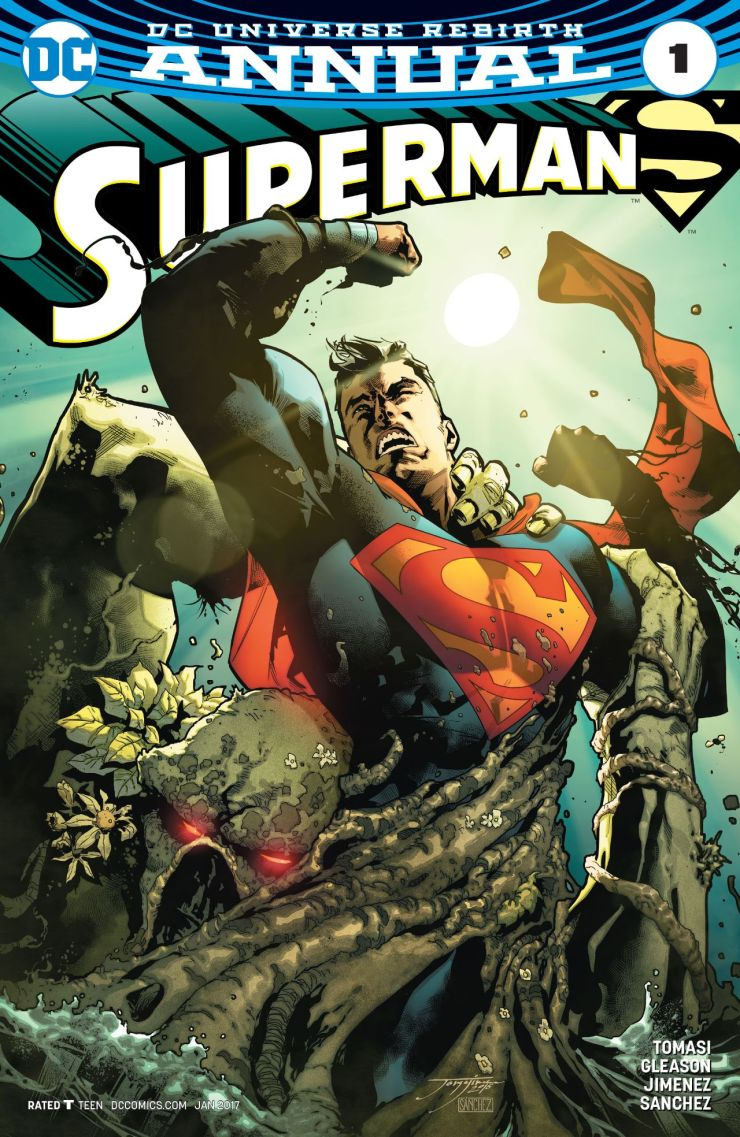 Superman Annual #1 Review