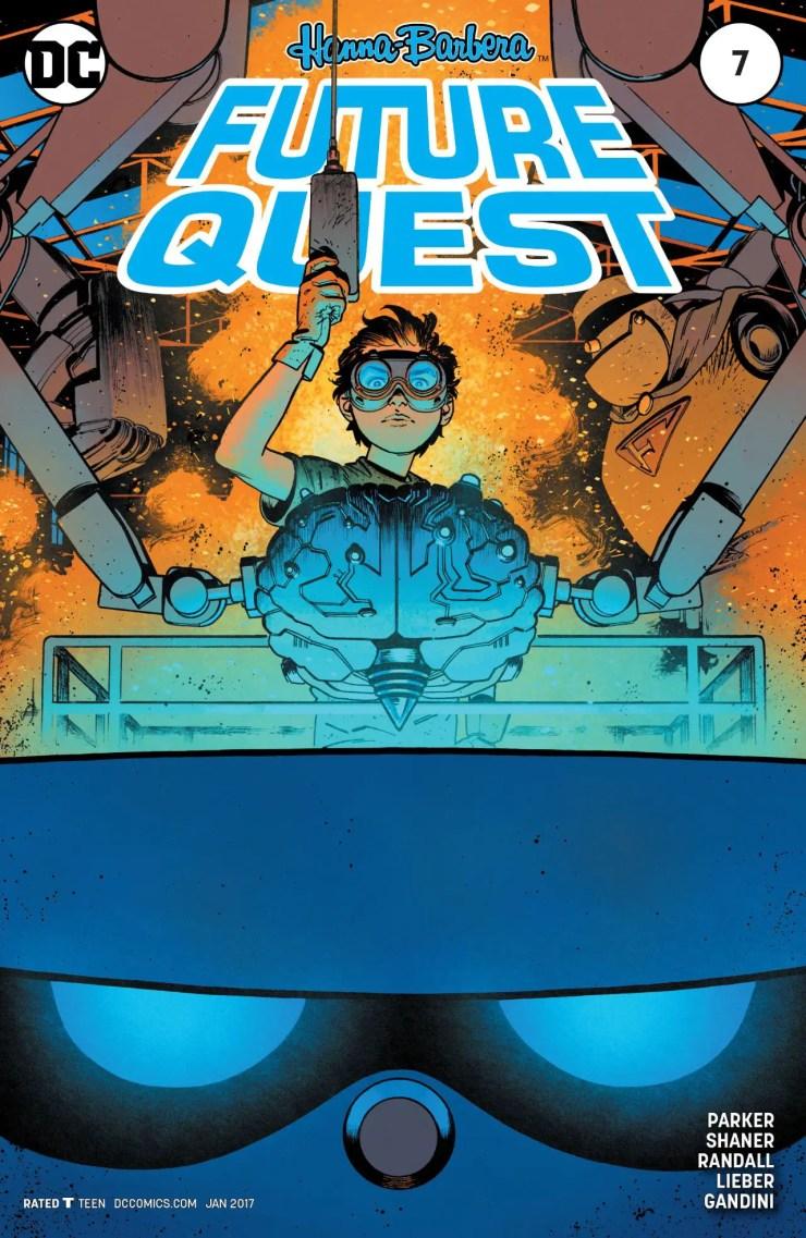 Future Quest #7 Review