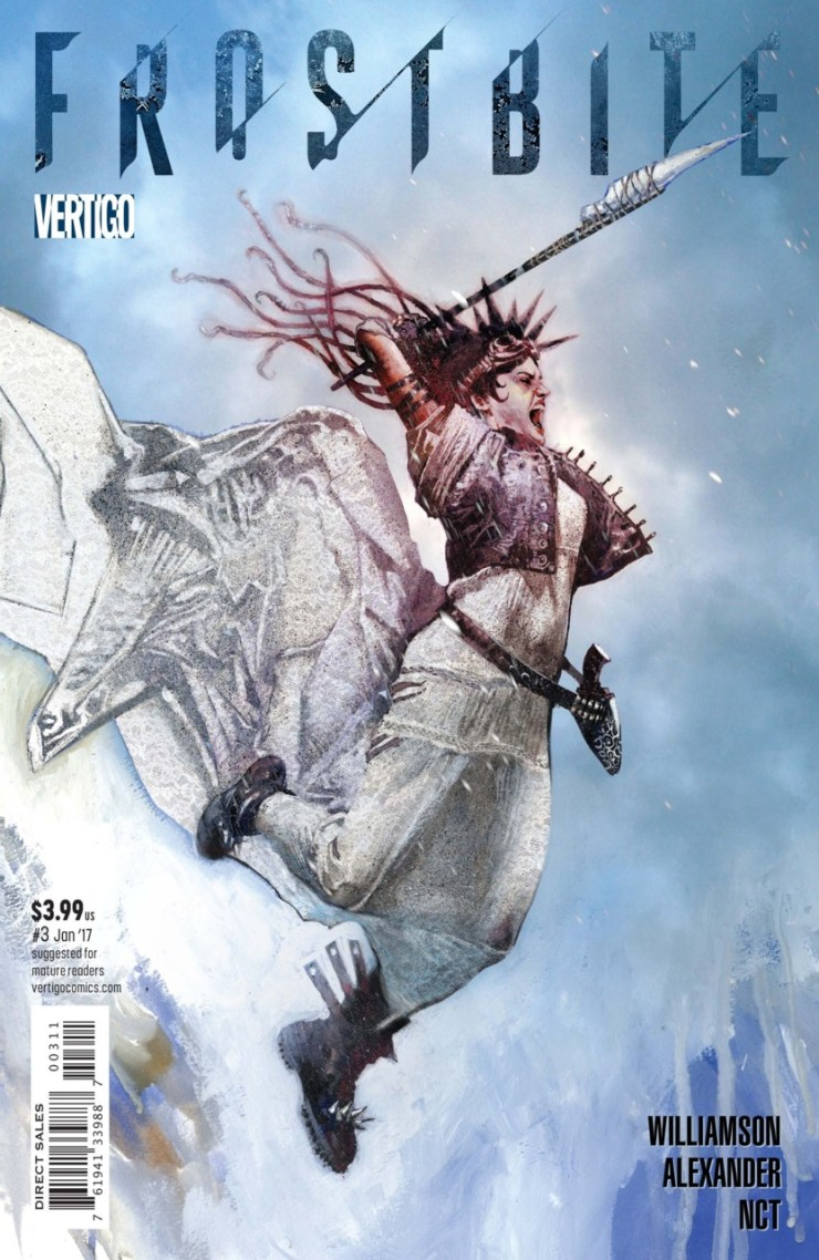 Frostbite #3 Review
