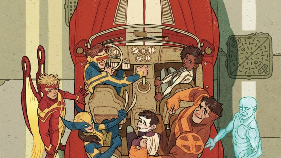 Young X-Man Idie Okonkwo has come a long way since she left her home in Nigeria to attend Xavier's School. But has her time with the X-Men prepared her for her biggest adventure yet: DATE NIGHT?! Plus: Dani Moonstar returns!