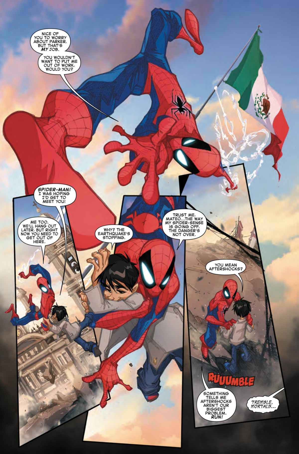 Amazing Spider-Man: Worldwide Vol. 5 Review