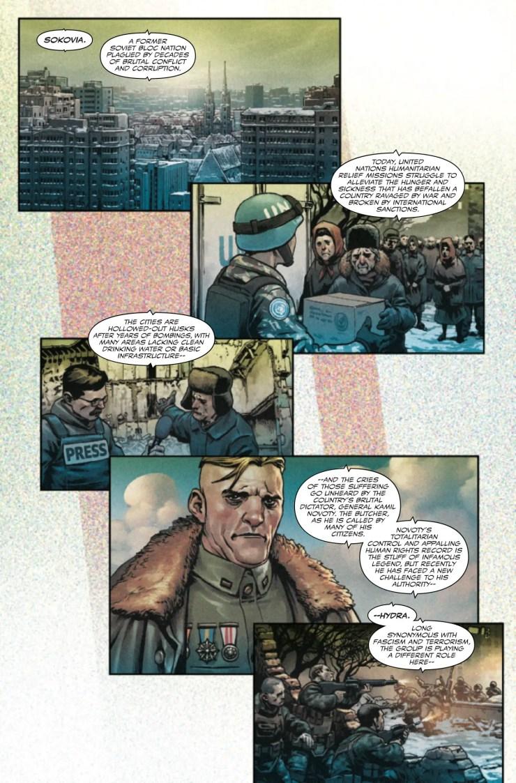 Captain America: Steve Rogers #7 Review