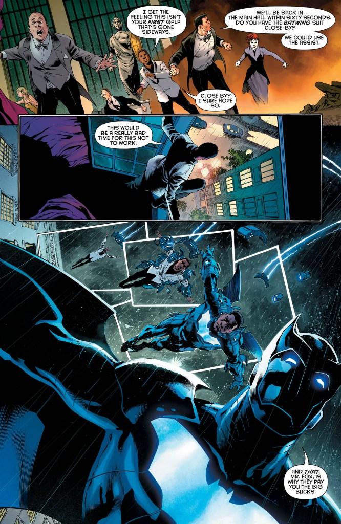 This is literally Iron Man 3...Bat-version