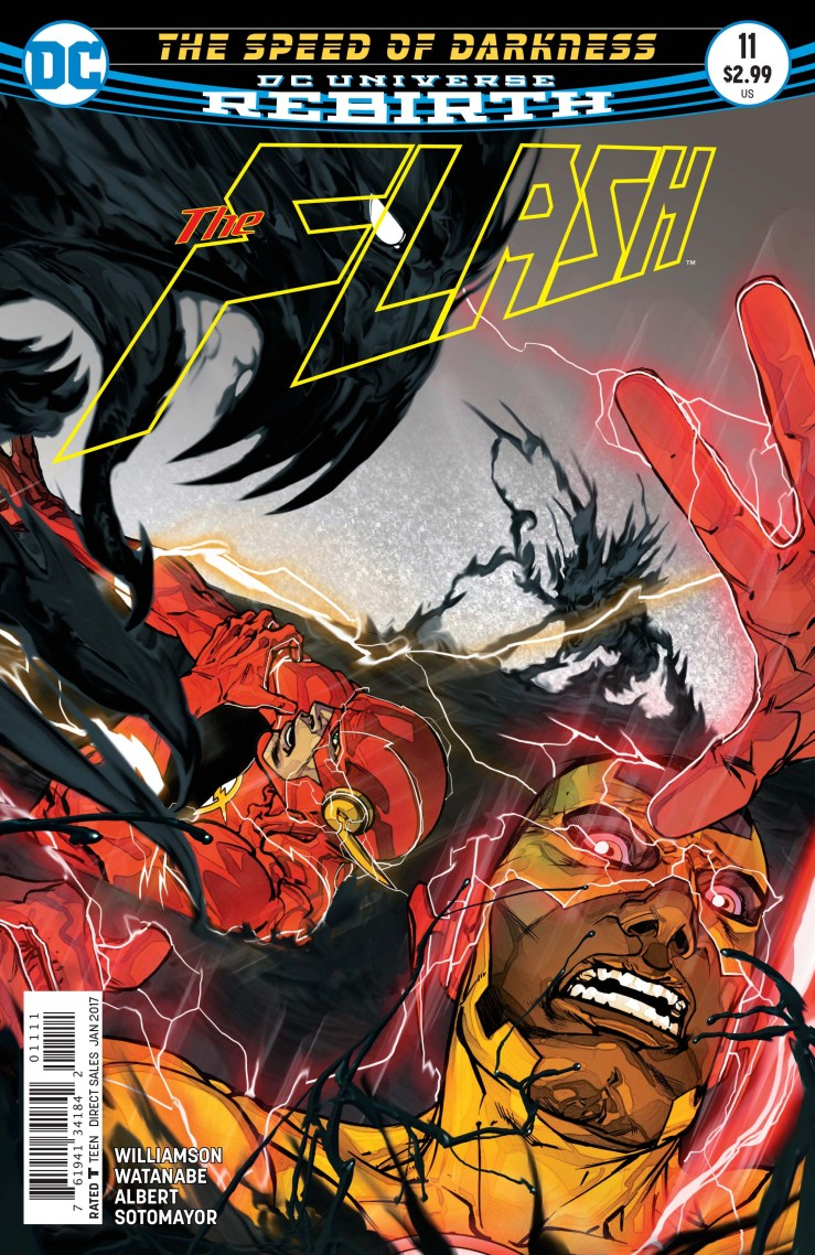 The Flash #11 Review