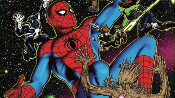 Spider-Man + Guardians of the Galaxy = yes please! Though the Guardians are grounded on Earth we delve into a backstory taking place in the early days of Flash Thompson's tenure on the team. Is it good?