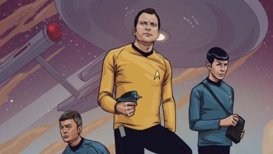 Just because the latest Star Trek TV show was delayed indefinitely doesn't mean you can't get your fix. IDW has been putting out some fantastic Star Trek comics (even one teaming the crew up with Green Lantern!) and this latest anthology series is more of the same. We take a look at issue #2 and ponder, is it good?