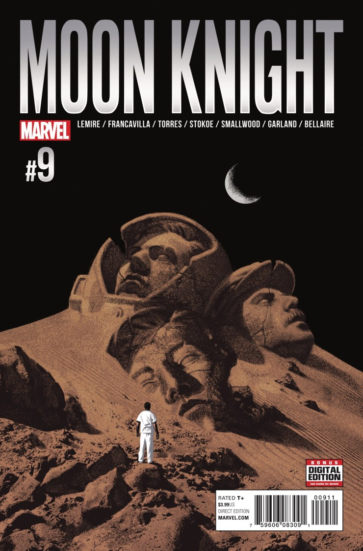 Moon Knight #9 Review