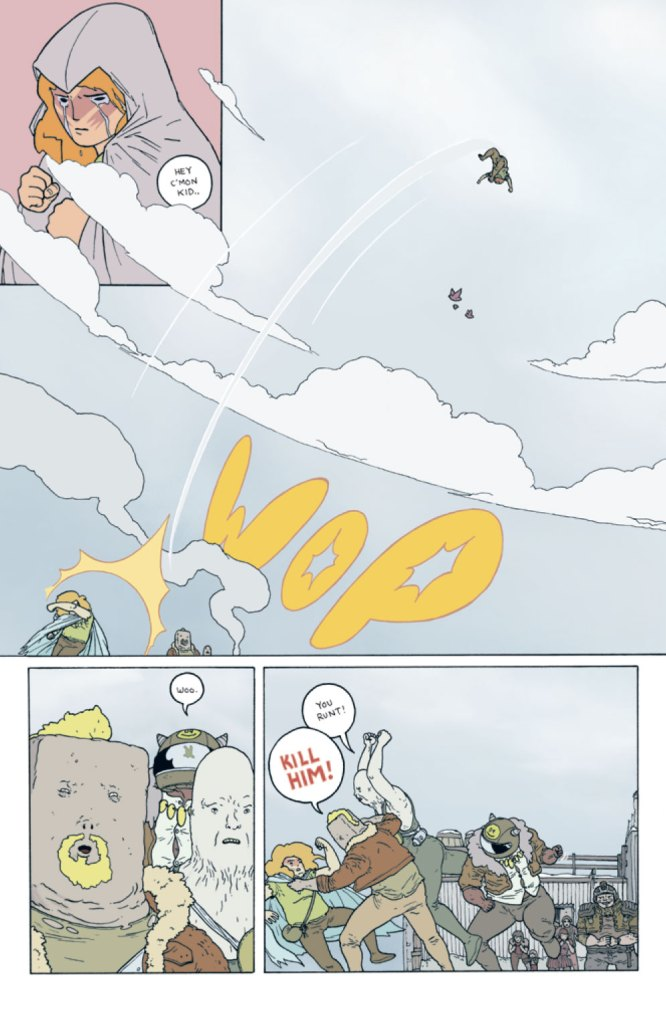 Interview: Ulises Fariñas Discusses Motro, Breaking Into Comics, and More!