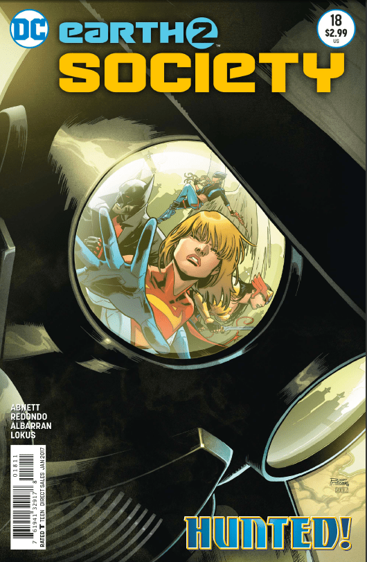 Earth 2: Society #18 Review