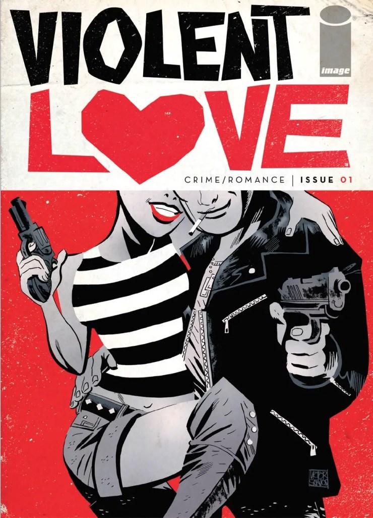Violent Love #1 Review