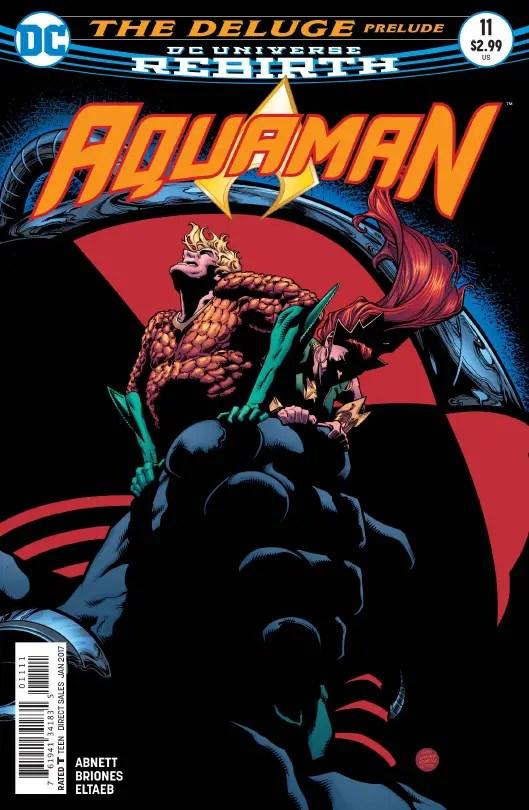 Aquaman #11 Review