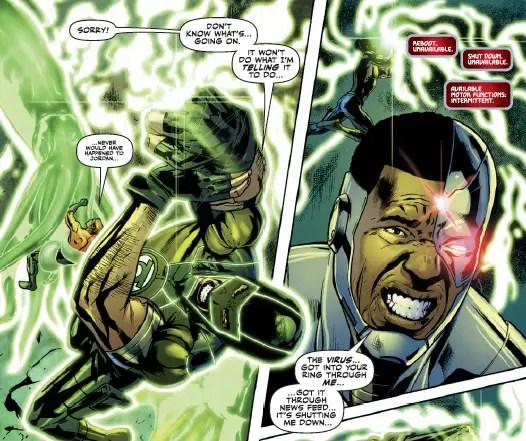 Justice League #9 Review