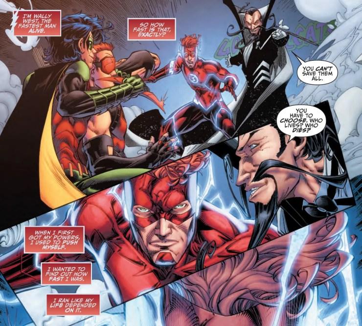 Titans #5 Review