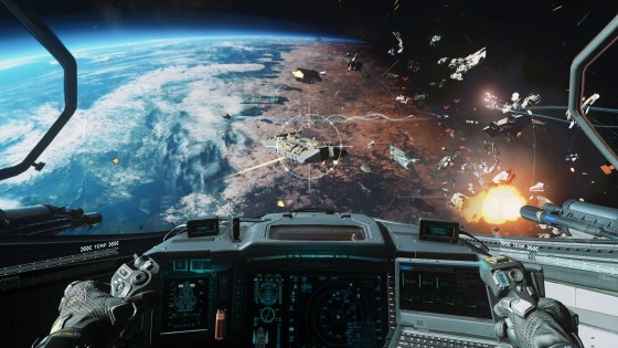 "Call of Duty: Infinite Warfare dramatically demonstrates ""Death is no disgrace"""