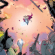 Kicking off a two-part story with guest artist STEVE EPTING! The War of the Realms rages on. The only way to defeat Malekith is for the realms to join forces, and it's up to Thor to bring them together. Heroes from across the ten realms – including Lady Sif and Angela – have united under Thor's command to form a new League of Realms with the sole mission of bringing this war to an end. And their first mission: Infiltrate Dark-Elf-occupied territory…