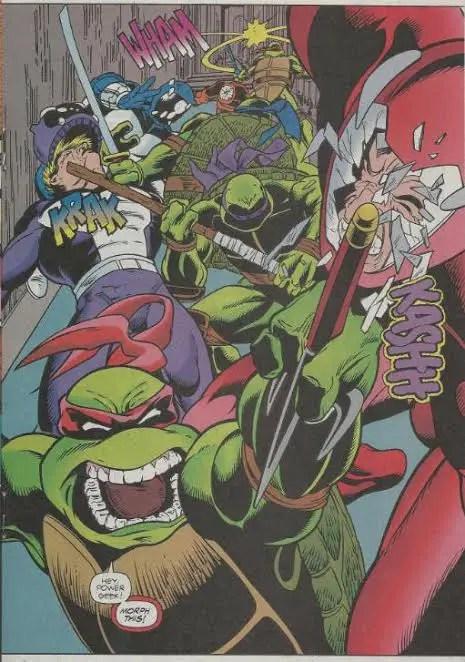 tmnt-adventures-dan-slott-turtles-vs-power-rangers-knockoffs