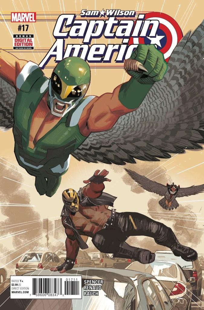 Captain America: Sam Wilson #17 Review