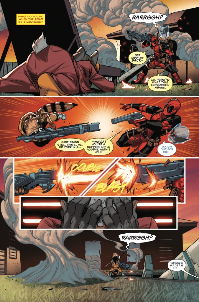Deadpool the Duck #1 Review
