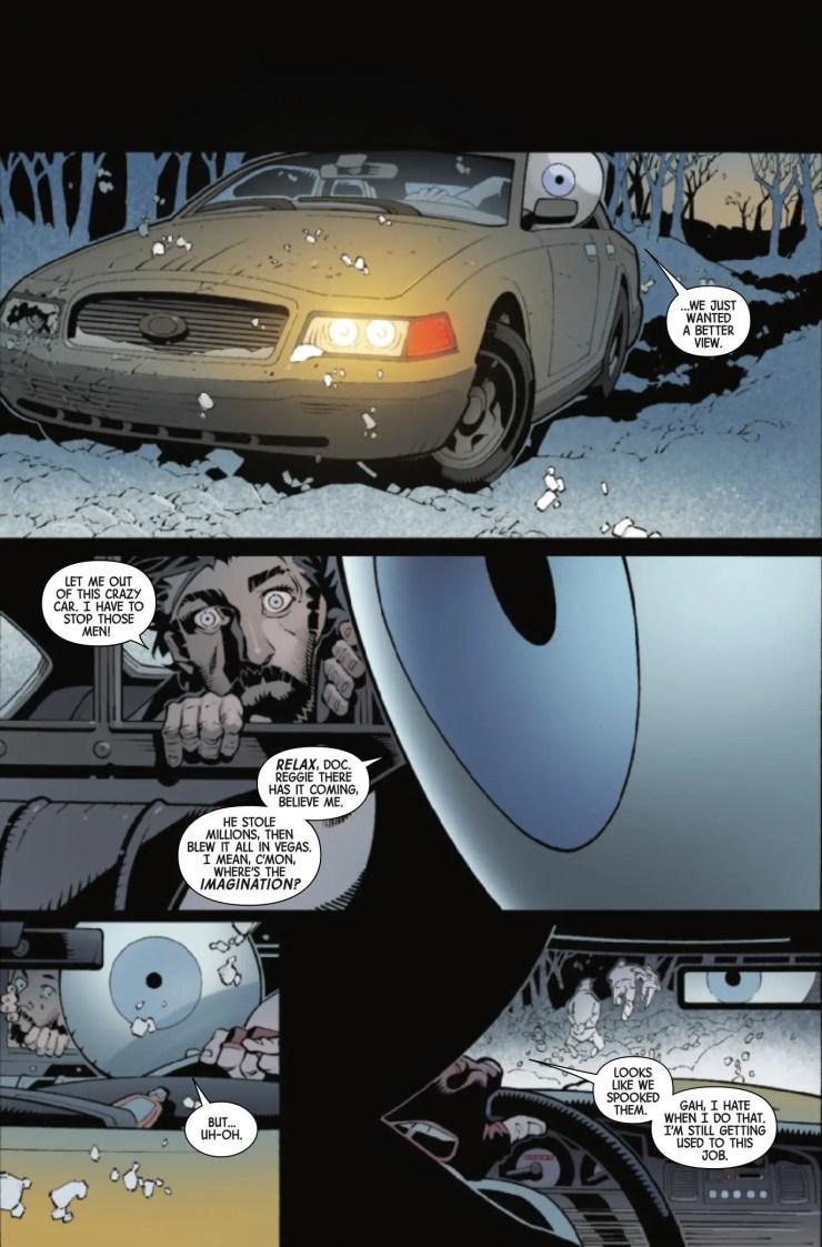 Doctor Strange #15 Review