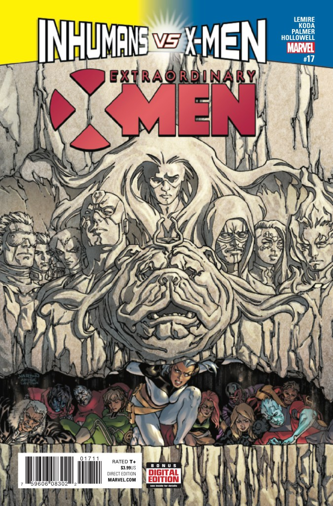 Extraordinary X-Men #17 Review