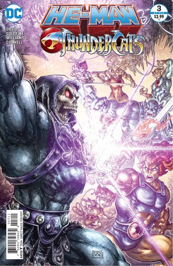 He-Man/ThunderCats #3 Review