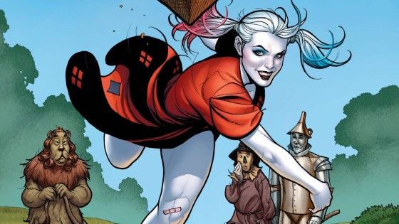 Harley Quinn #9 Review