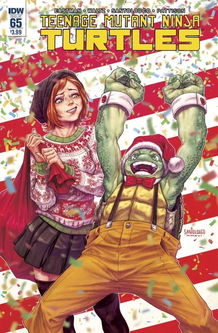 Teenage Mutant Ninja Turtles #65 Review