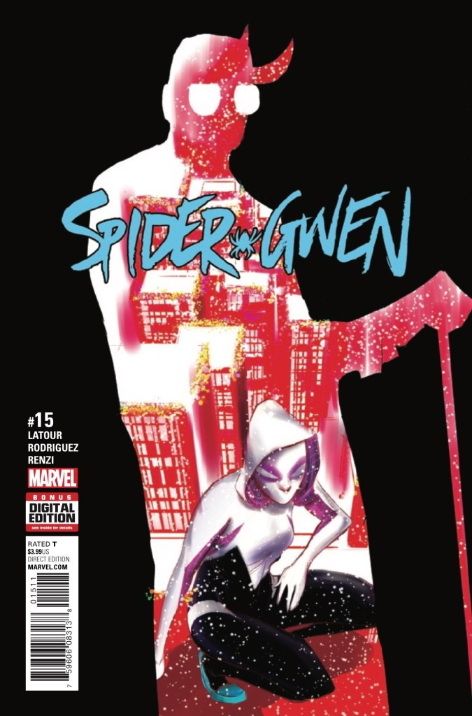 Spider-Gwen #15 Review