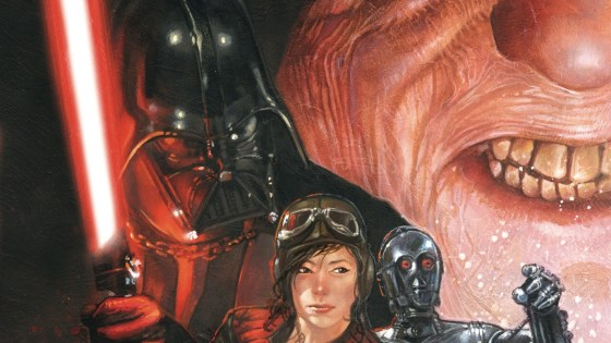 Doctor Aphra is a new Star Wars series that poses a few problems for any writer. One is somehow tucking the story between Empire Strikes Back and New Hope even though the characters are never referenced in the films. The second is exploring this universe whilst delivering new information about people and places and not messing up continuity! We check out the second issue to answer the question, is it good?