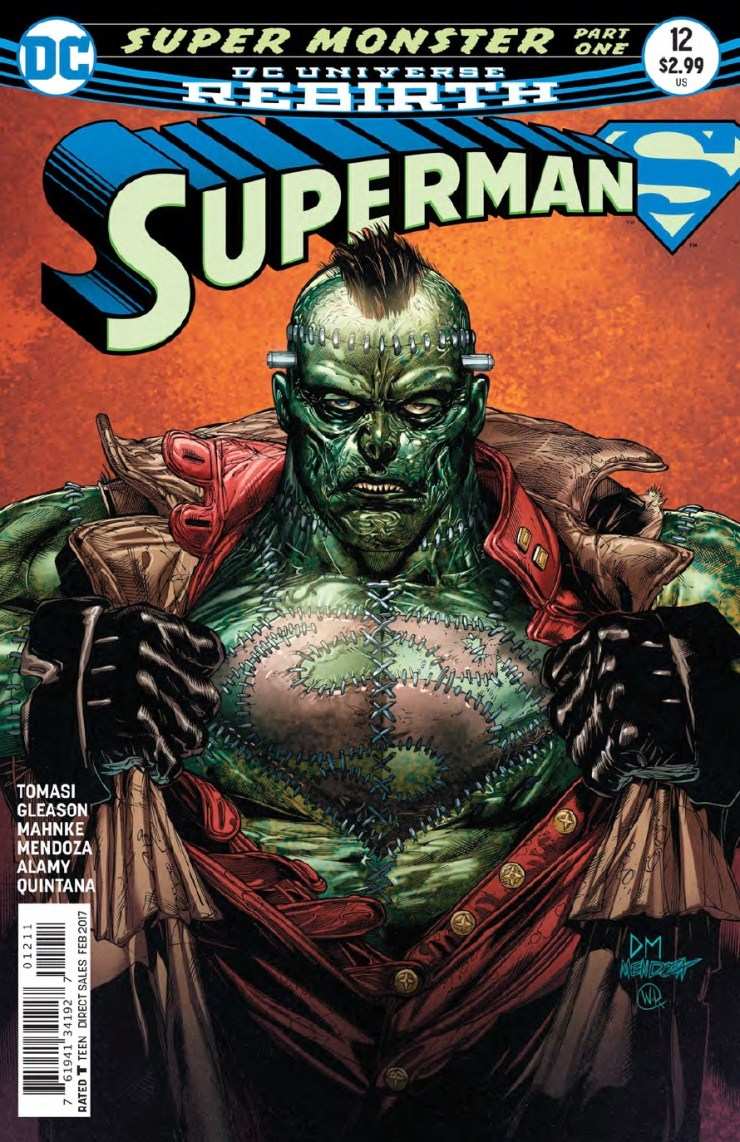 Superman #12 Review