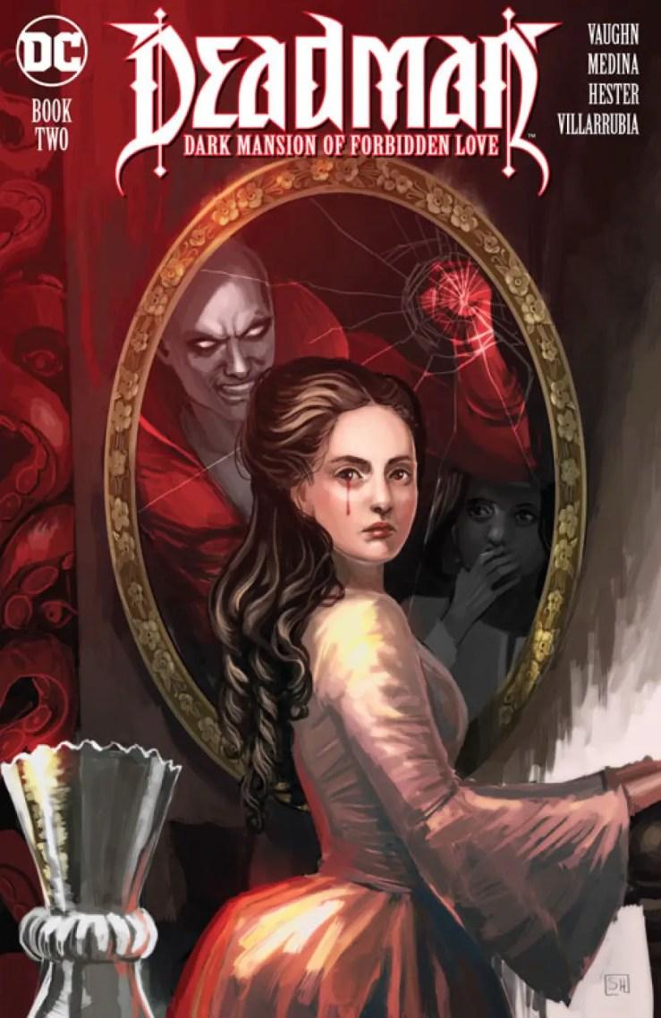 Deadman: Dark Mansion of Forbidden Love #2 Review