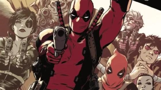 Marvel Preview: Deadpool & The Mercs For Money #6