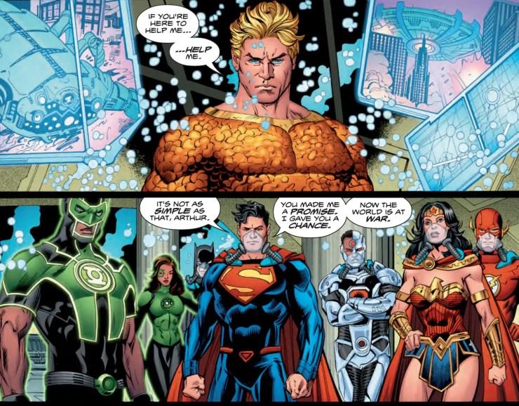 Aquaman #13 Review