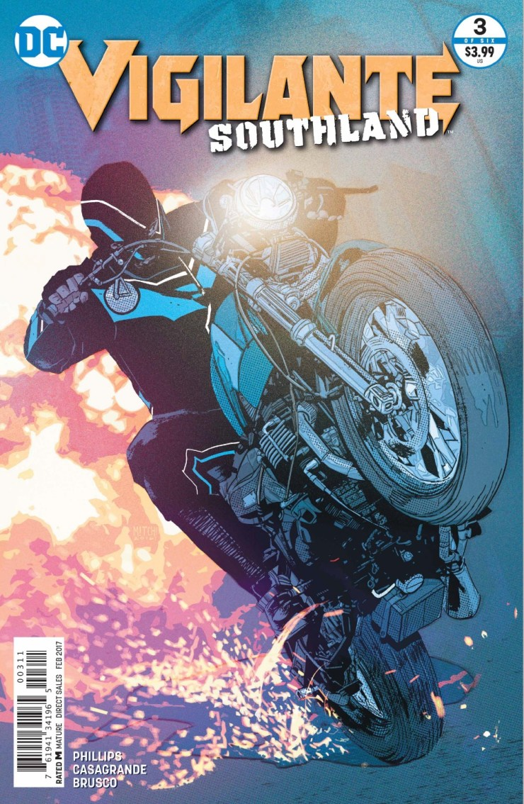 Vigilante: Southland #3 Review