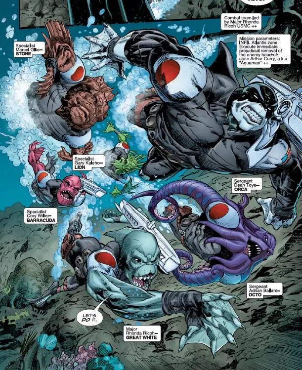 Aquaman #14 Review