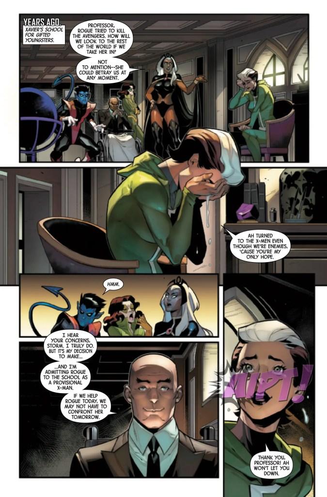 Uncanny Avengers #18 Review