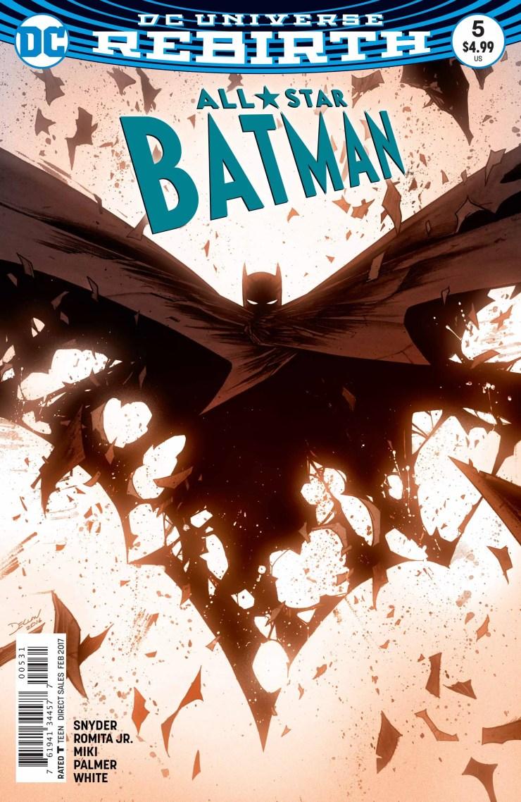 all-star-batman-5-cover-variant