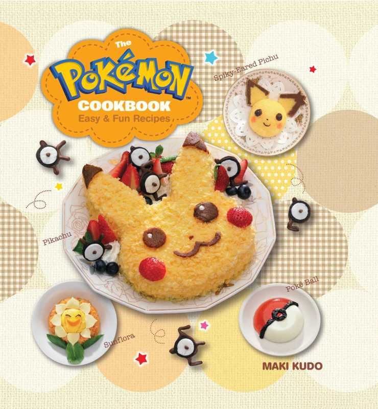 """My girls are into Pokemon. Yes, they are completely and totally unique in that regard. Yes, that's called sarcasm. But let's not forget, Pokemon has been around for 20 years now and is still finding new fans. There's no shortage of new Pokemon related products to mark the anniversary, one of which is The Pokemon Cookbook, which boasts """"Easy and Fun Recipes"""" on the cover. Can it live up to the promise? And is it good?"""