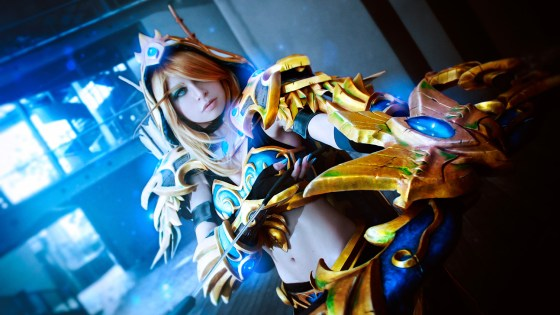 Heroes of the Storm: Ranger General Sylvanas Cosplay by Mari Hatsue