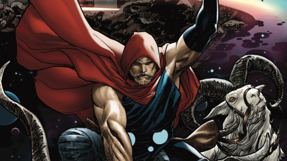 Marvel Preview: The Unworthy Thor #3
