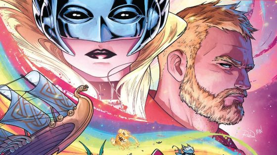 Jane Foster has been Thor for a good amount of time now, at least enough to take charge of the role. This week starts a new story arc, and the threat couldn't be any bigger (or more cosmic!), but is it good?